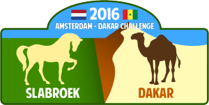 Team Slabroek Dakar - Amsterdam Dakar Challenge