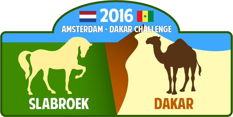 Team Slabroek-Dakar
